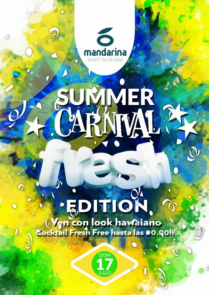 fresh 2016 carnival