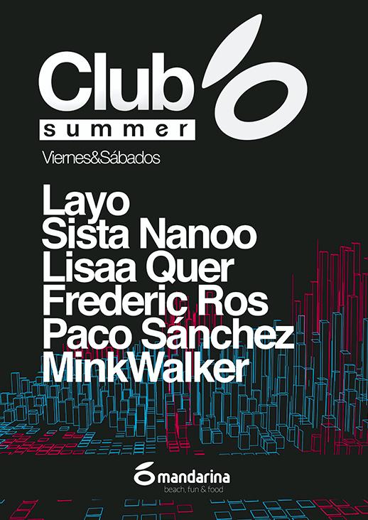 Club Summer Mandarina